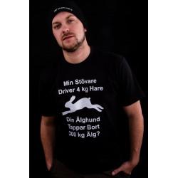 T-Shirt Stövare VS Älghund