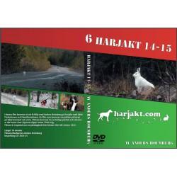 Harjakt dvd 14-15