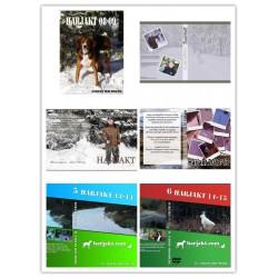 6 dvd filmer