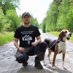 Förhandsboka Skogen istället för krogen t-shirt
